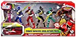"Bandai Power Rangers Dino Charge Dino Action Pack 6"" Action Figure Set"