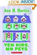 Ten Kids, No Pets (An Apple Paperback)