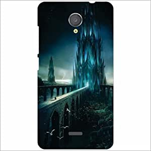 Micromax Unite 2 A106 Back Cover - Silicon Thunder Designer Cases