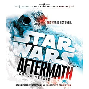 Aftermath: Star Wars Hörbuch