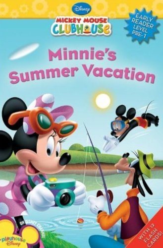 Minnie's Summer Vacation (Disney Early Readers)