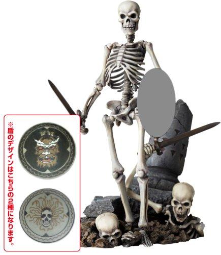 特撮リボルテック020 アルゴ探検隊の大冒険 骸骨剣士 2ndバージョン ノ...