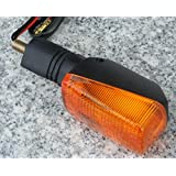 i5 Short-Stem Turn Signal for Suzuki DR 125 200 250 350 650 DR125 DR200 DR250 DR350 DR650 RF 600 900 RF600 RF900 GSXR 750 1100 GSXR750 GSXR1100