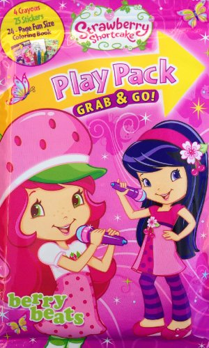 Strawberry Shortcake Play-pack Grab and Go (2014)