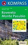 Rovereto, Monte Pasubio: Carta escurs...