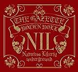 NIL(完全初回限定盤)(DVD付)(ガゼット,流鬼.)ガゼットのアルバム!★NIL★Cassisとかいろいろとイイ曲が入ってる最高の一枚!!コレ・・・実は欲しい♪