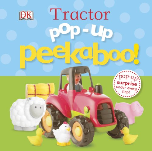 Pop-Up Peekaboo: Tractor! (Dk Pop-Up Peekaboo) front-853479