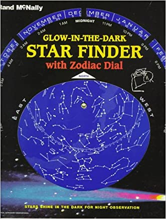 Luminous Star Finder: Glow-In-The-Dark with Zodiac Dial