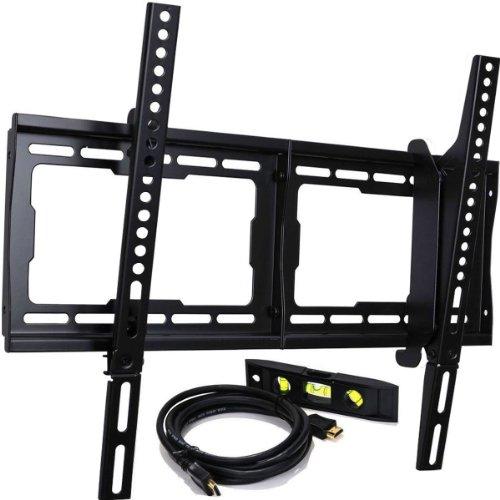 Videosecu Tilt Tv Wall Mount Bracket For Most 23 65 Lcd