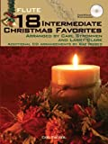 img - for WF99 - 18 Intermediate Christmas Favorites Flute book / textbook / text book
