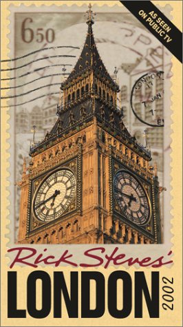 Rick Steves' London 2002