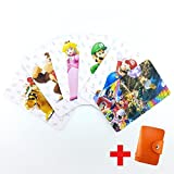 Super Mario Kart 8: 20 Pcs NFC Tag Cards For Switch/Wii U