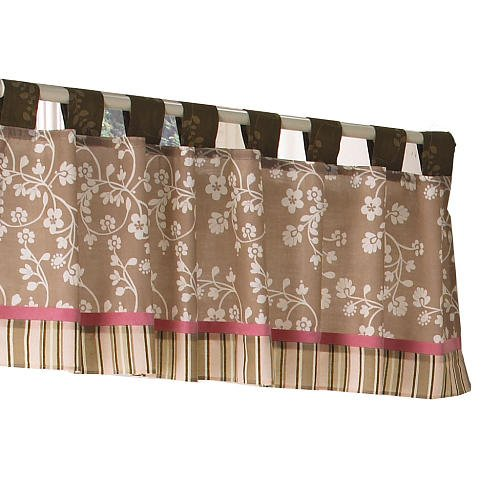 Mia Rose Window Valance