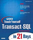Lowell Mauer Sams Teach Yourself Transact-SQL in 21 Days