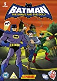 Batman - The Brave And The Bold Vol. 5 [DVD] [2011]