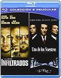 Pack: Infiltrados + Uno De Los Nuestros [Blu-ray]