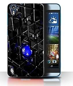 PrintFunny Designer Printed Case For HTC Desire 826