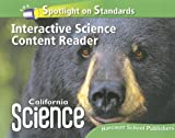 img - for Harcourt School Publishers Science California: Interactive Science Cnt Reader Reader Student Edition Science 08 Grade 4 book / textbook / text book