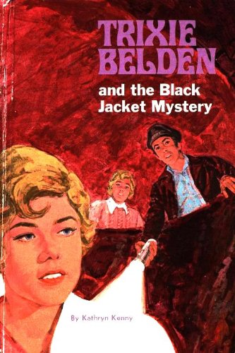 Trixie Belden and the Black Jacket Mystery, No. 8, Kathryn Kenny