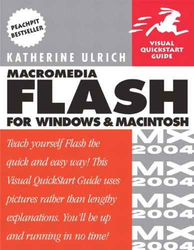 Macromedia Flash MX 2004 for Windows & Macintosh