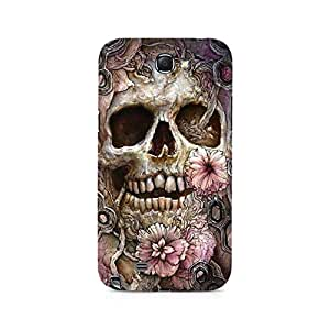 Mobicture Skull Art Premium Printed Case For Samsung Note 2