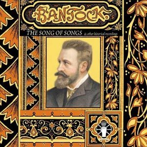 The Song of Songs and Other Historical Recordings