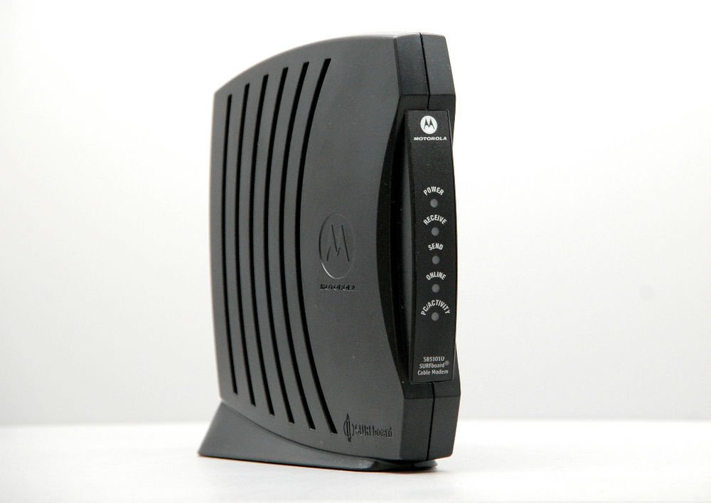 Amazon.com: Motorola SB5101u Surfboard Cable Modem - (Bulk ...