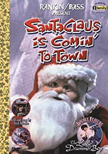 Santa Claus Is Comin To Townthe Little Drummer Boy by Classic Media