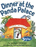 img - for Dinner at the Panda Palace (A Public Television Storytime Book) by Stephanie Calmenson, Nadine Bernard Wescott (1995) Paperback book / textbook / text book