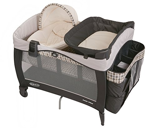 Graco Pack 'N Play with Newborn Napper Elite, Vance (Target Baby Pack And Play compare prices)