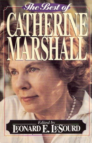 The Best of Catherine Marshall (Walker Large Print Books) [Large Print]