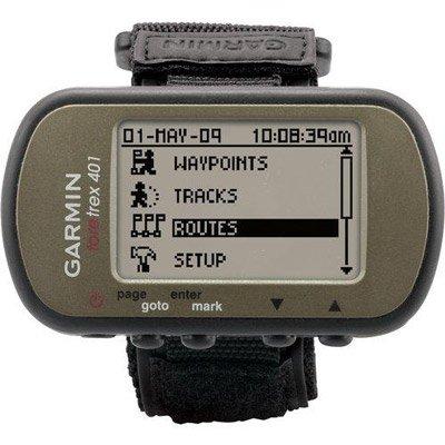 Garmin Foretrex 401 Portable Navigator Monochrome Lcd - Usb