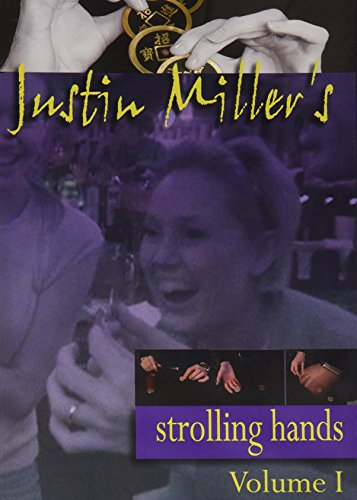 MMS Strolling Hands Volume One by Justin Miller - DVD - 1