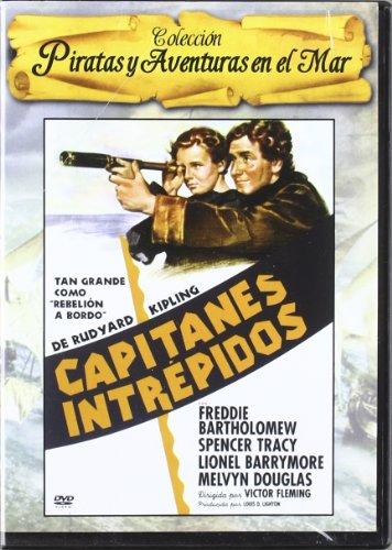 Capitanes Intrepidos [DVD]