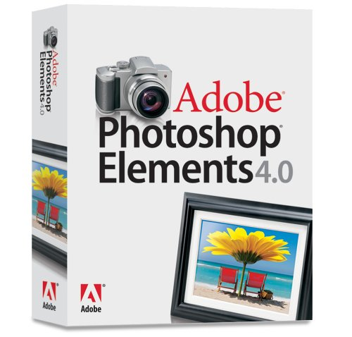 PhotoShop Elements 4 (Windows only)