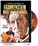 Frankenstein Must Be Destroyed (Bilingual) [Import]