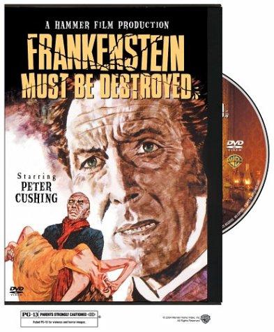 Frankenstein Must Be Destroyed / Франкенштейн должен быть уничтожен (1969)