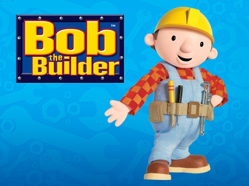 Bob the Builder on Amazon Prime Instant Video UK