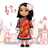 Disney - ''It's a Small World'' China Singing Doll - 16'' - New in Box