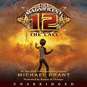 The Magnificent 12: The Call Audiobook