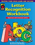 img - for Tutor Books Letter Recognition Workbook: Uppercase and Lowercase Letters book / textbook / text book