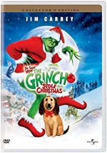 Dr Seuss How The Grinch Stole Christmas Widescreen Edition by Universal Studios