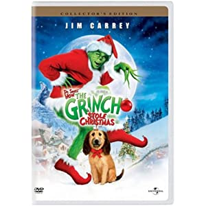 Amazon.com: Dr. Seuss' HOW THE GRINCH STOLE CHRISTMAS (Widescreen ...