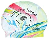 Water Gear Chlorine Head Latex Swim Cap