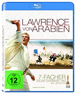 Lawrence von Arabien (2 Disc - Restored Version) [Blu-ray]