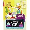 Les contes du CP, Tome 3 : La soupe aux cailloux