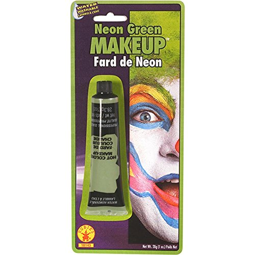 Rubie's Costume Co Color Cream Makeup-Green Costume - 1