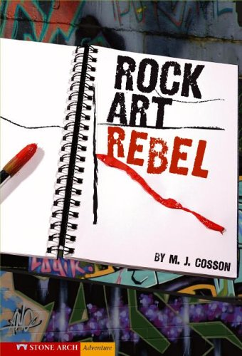 Rock Art Rebel (Vortex Books) (Rock Painting Animals compare prices)