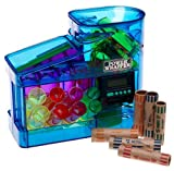 Customer reviews power wrapper electronic Coin sorting bank for kids
