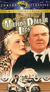 Million Dollar Legs [VHS]